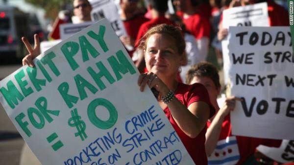 Teachers' Excuse for Not Starting Merit Based Pay
